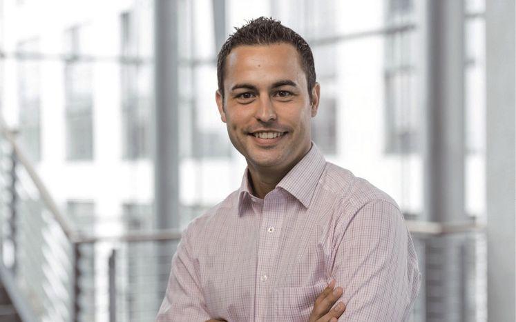 Björn Schiffer, Geschäftsführer und Vertriebsleiter der GIS Personallogistik GmbH