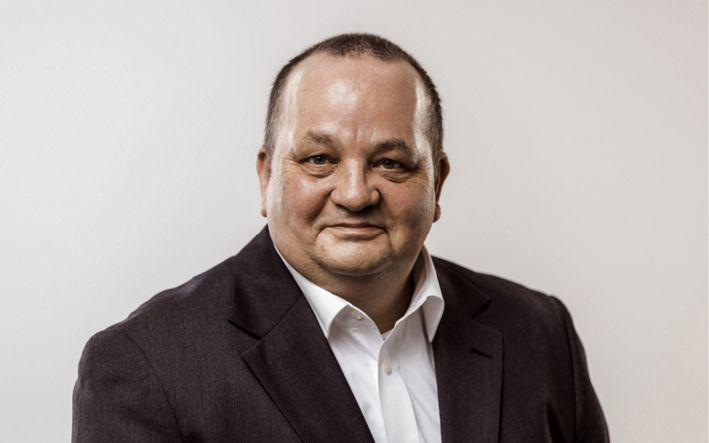 GIS-Berater Holger Franken ist selbst gelernter Modellschlosser und Werkzeugmachermeister
