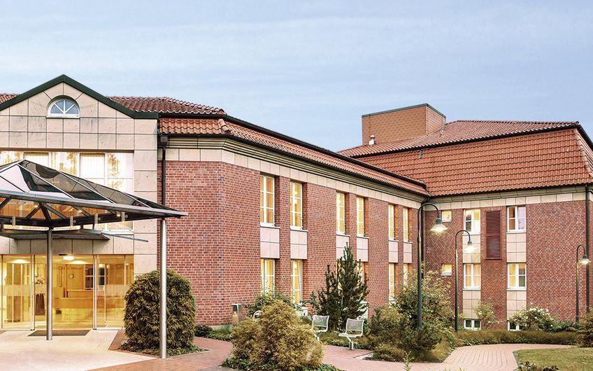 Das Hospital zum Heiligen Geist ist heute ein modernes Kranken- und Gesundheitszentrum