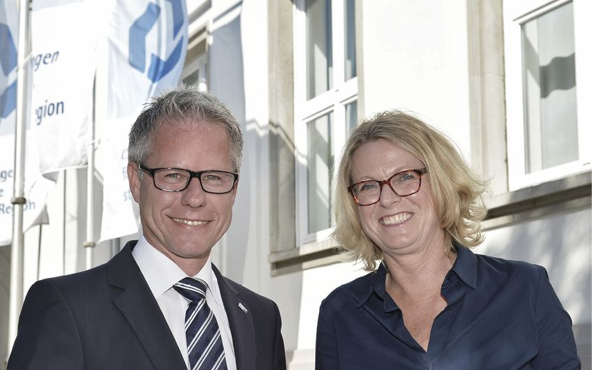 Logistikbranche  expandiert in der Region