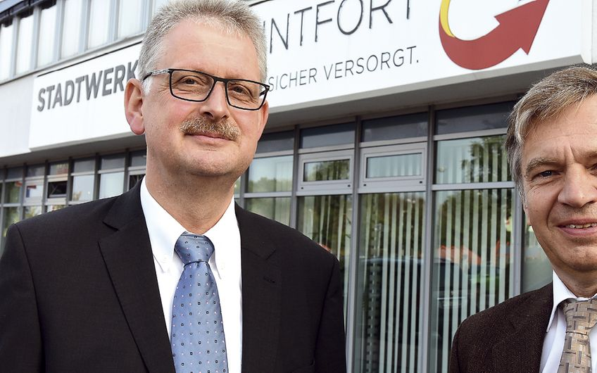 Stadtwärme Kamp-Lintfort: Mit der Stadtwärme auf Kurs:  Energie mit Zukunft