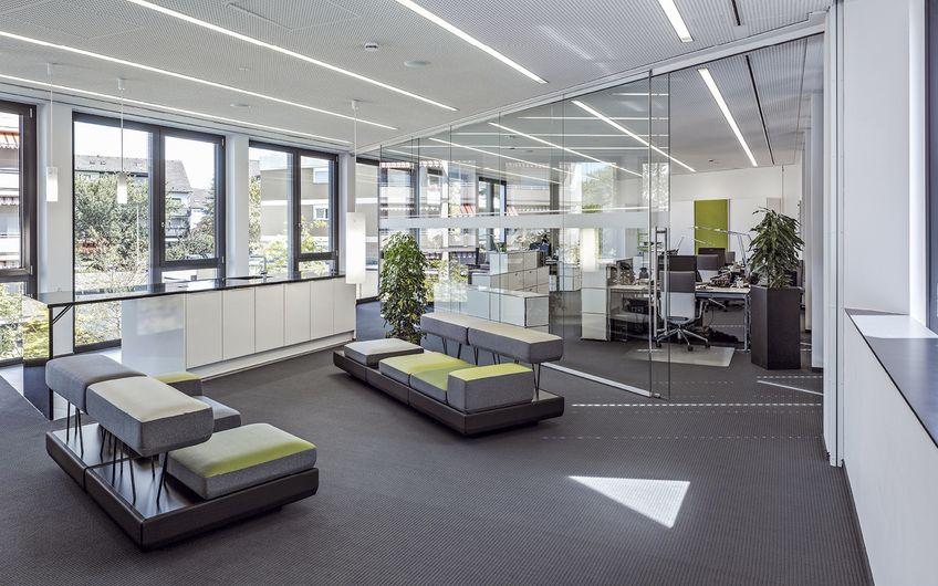 Schmale Architekten: Open Space statt Schreibtischansammlung