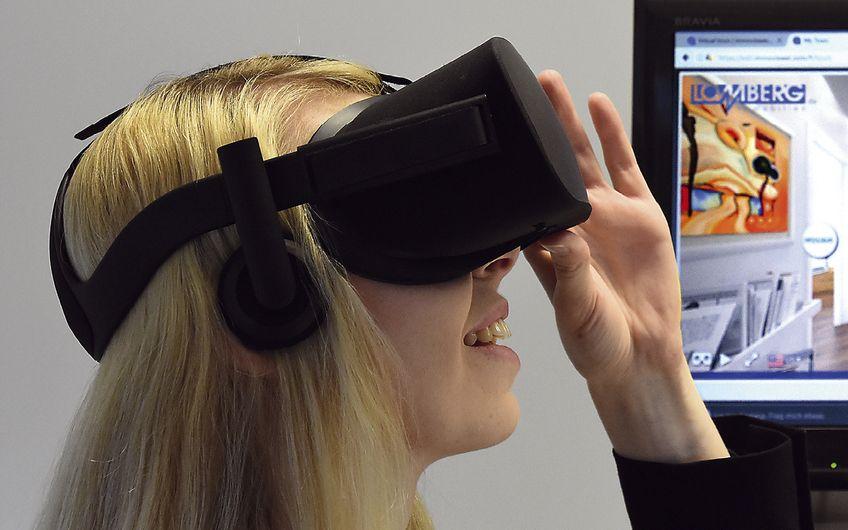 Lomberg.de Immobilien: Einblick in virtuelle Wohnträume