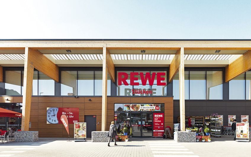 Gronau: Bauen für den Einzelhandel