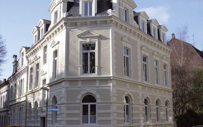 Maler Dworak: Meister in Sachen Fassade