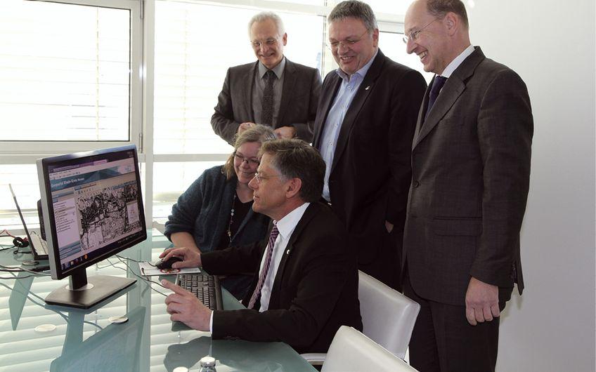 Online-Geoportal  für Bauinteressierte