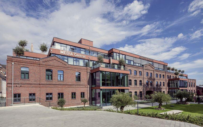 Architektonische Trends am Beispiel Mönchengladbach: Mönchengladbach: gelebte Urbanität