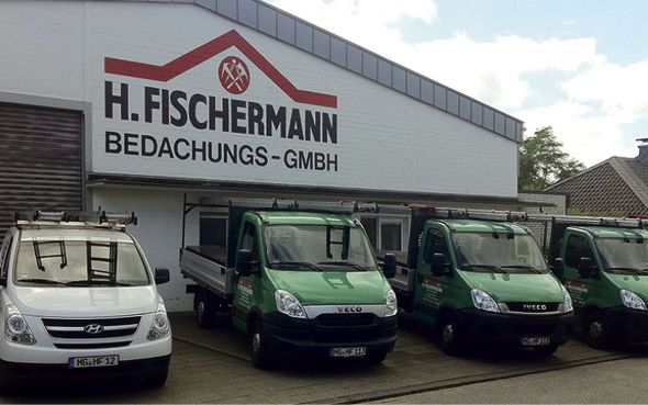 H. Fischermann Bedachung: Fischermann Bedachungen