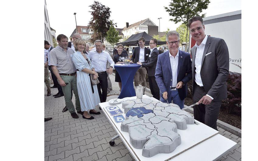 IHK Mittlerer Niederrhein |: 40. Gründungstag