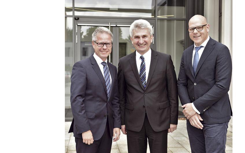 IHK Mittlerer Niederrhein: Antrittsbesuch