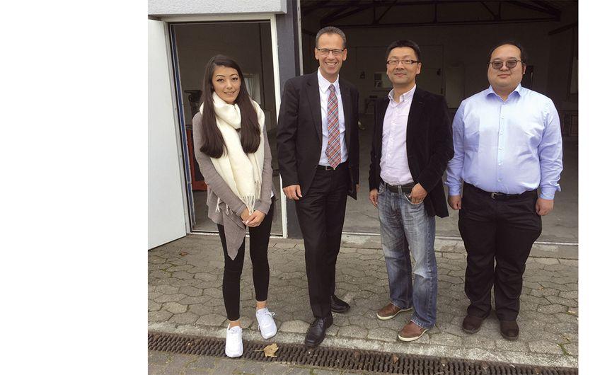 Chinesische Firma expandiert