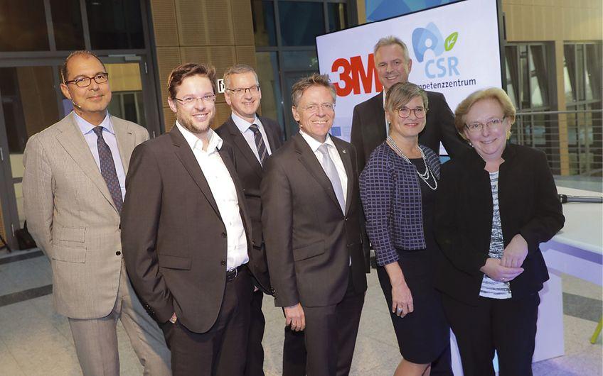 CSR-Regionalveranstaltung bei 3M
