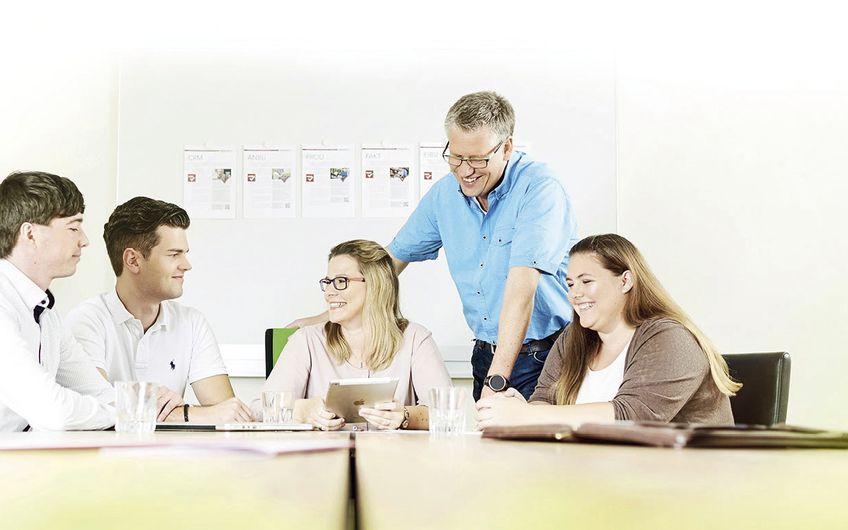 Hans-Gerd Bleckmann Informationssysteme: Effiziente IT-Lösungen