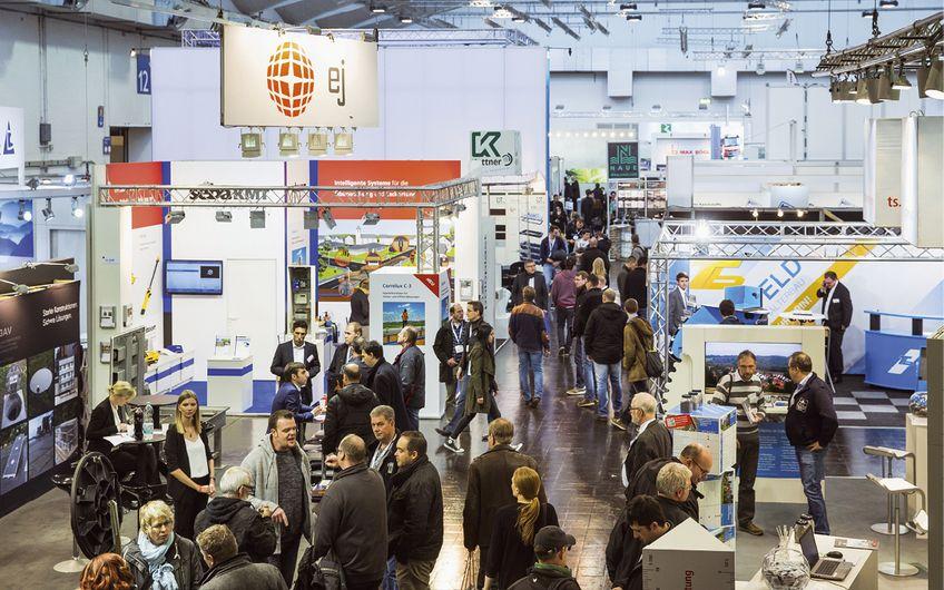 InfraTech 2018: InfraTech vernetzt die Branche