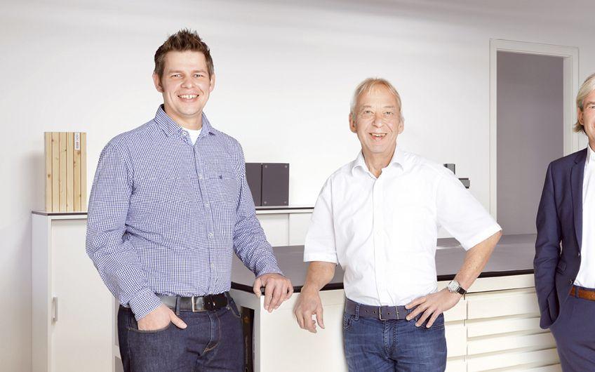 Gronau GmbH & Co. KG: Planen und Bauen mit ganz großem Stil
