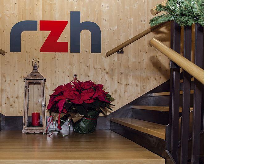 Rechenzentrum Hartmann: Weihnachtliche Einweihung