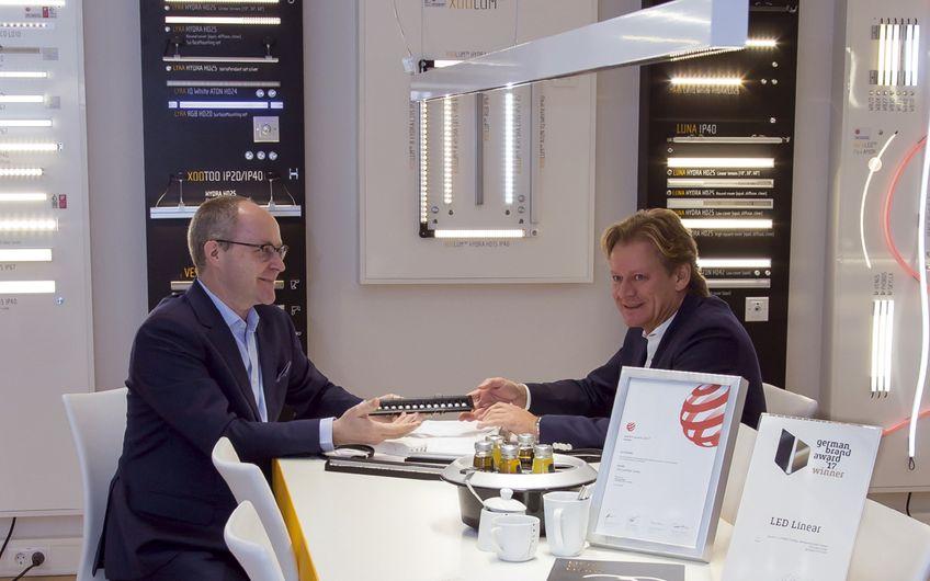"""LED Linear GmbH: """"Wir haben aufs richtige Pferd gesetzt"""""""