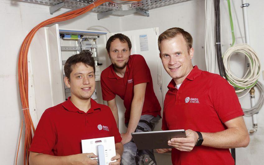 Elektro Knedel: Intelligente Vernetzung für Industrie 4.0