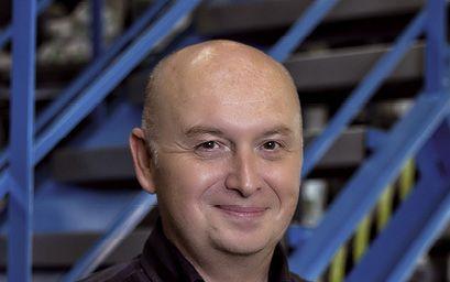 Geschäftsführer Zlatko Dizdarevic