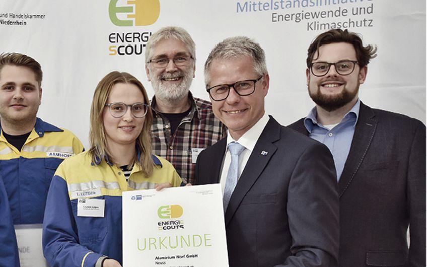 "Wettbewerb ""Energie-Scouts"": Azubis werden ""Energie-Scouts"""