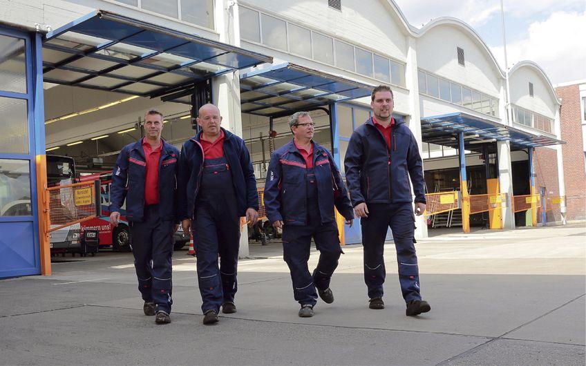 AGIS Industrie Service: Praktisch, sicher und schick im Berufsalltag