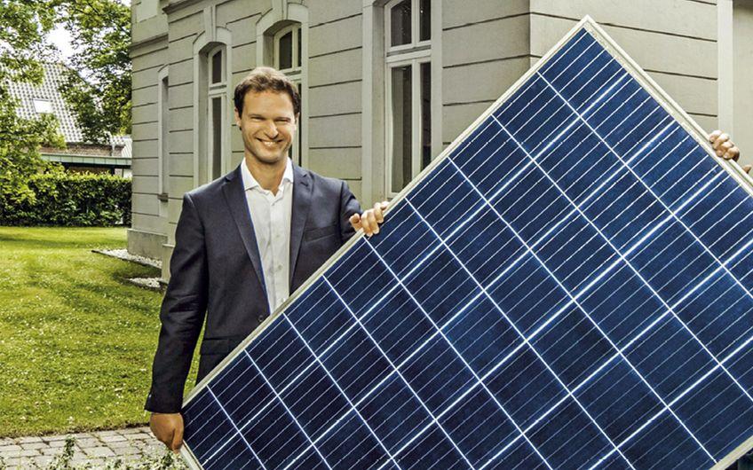 Energiekosten in Industrie und Gewerbe mit erneuerbaren Energien reduzieren