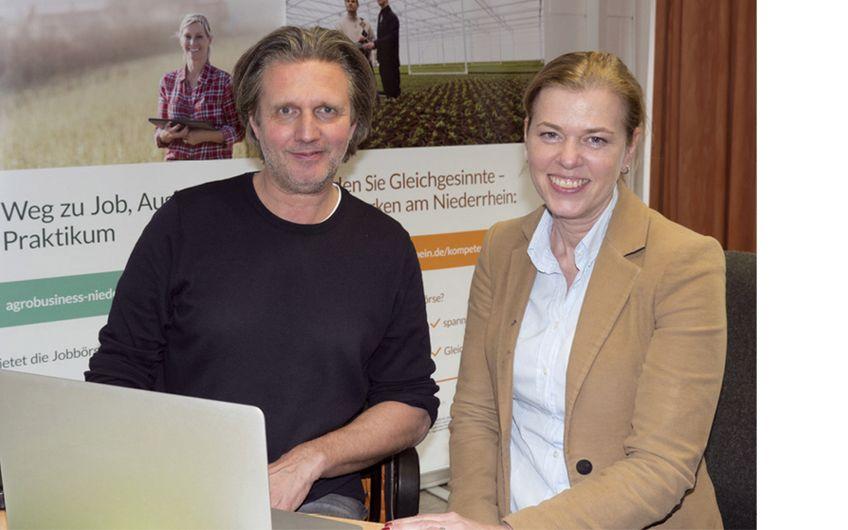 Agrobusiness Niederrhein: Produktionsfirma als Netzwerkpartner
