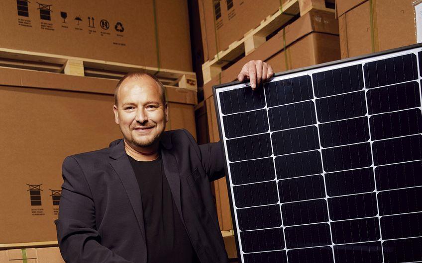 HPV-Solar: PV-Komplettpakete für Gewerbe und Privatkunden