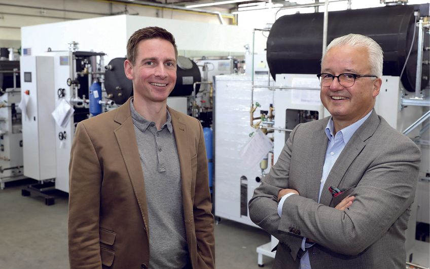 CERTUSS Dampfautomaten: Dampf rund um den Globus