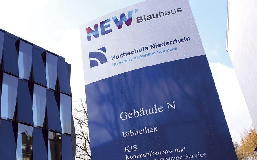 Auch das Unternehmen NEW aus Mönchengladbach zählt zum Kundenstamm