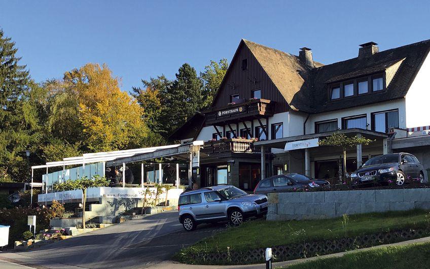 Forsthaus am Möhnesee: Willkommen am Möhnesee
