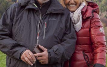Harry Wijnvorrd und Susan Kastell