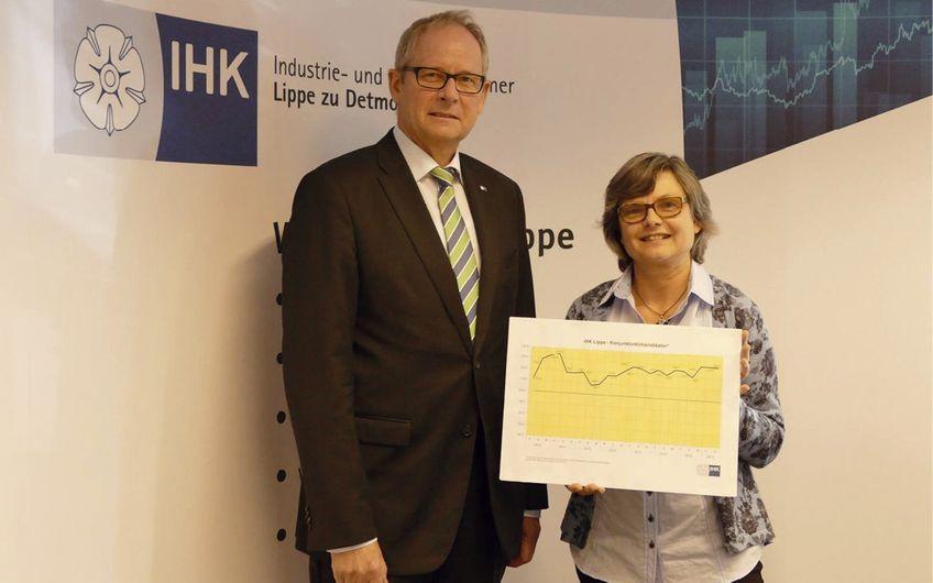 IHK-Konjunkturlagebericht