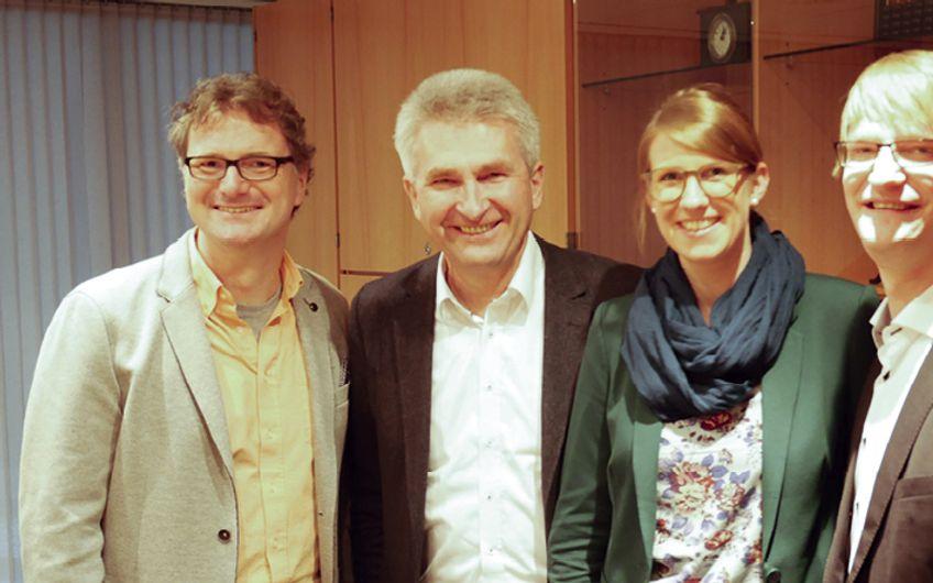 Treffen im Heinz  Nixdorf Museumsforum