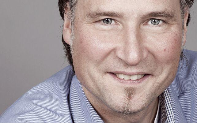 Geschäftsführer Uwe Friebe