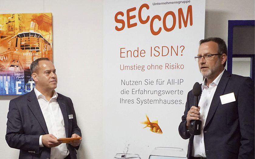 Tel&IT: Tel&IT: SEC-COM Hausmesse 2018