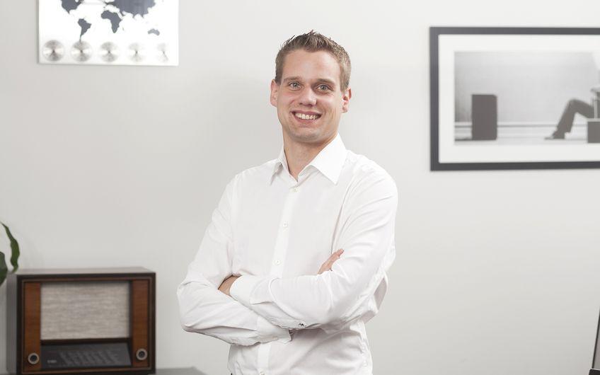 Wusste schon mit 13 Jahren, wo es beruflich hin gehen soll: Johannes Pradler (Foto: Dimitrie Harder)