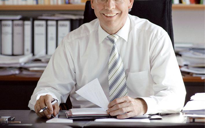 Prof. Dr. h.c. Herbert Rebscher, Vorsitzender des Vorstandes der DAK-Gesundheit Foto: DAK-Gesundheit / Wigger