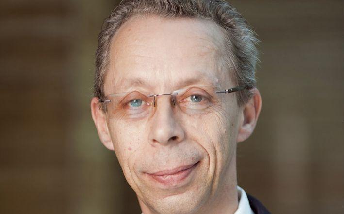 Raimund Bücher, Vorsitzender Werkfeuerwehrverband Deutschland e.V. (WFVD) und Leiter der Werkfeuerwehr von Henkel AG&Co KGaA