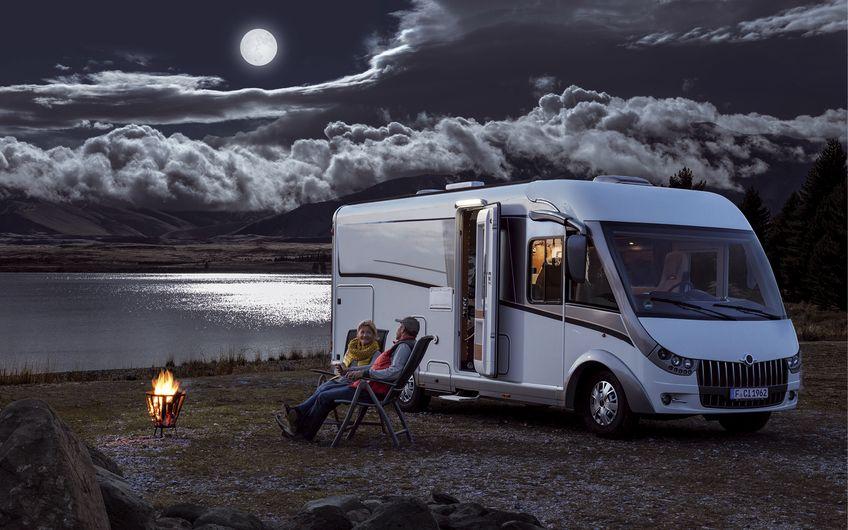 Ob zu zweit oder mit der ganzen Familie – Campen macht Spaß (Quelle: Caravaning Industrie Verband e.V.)