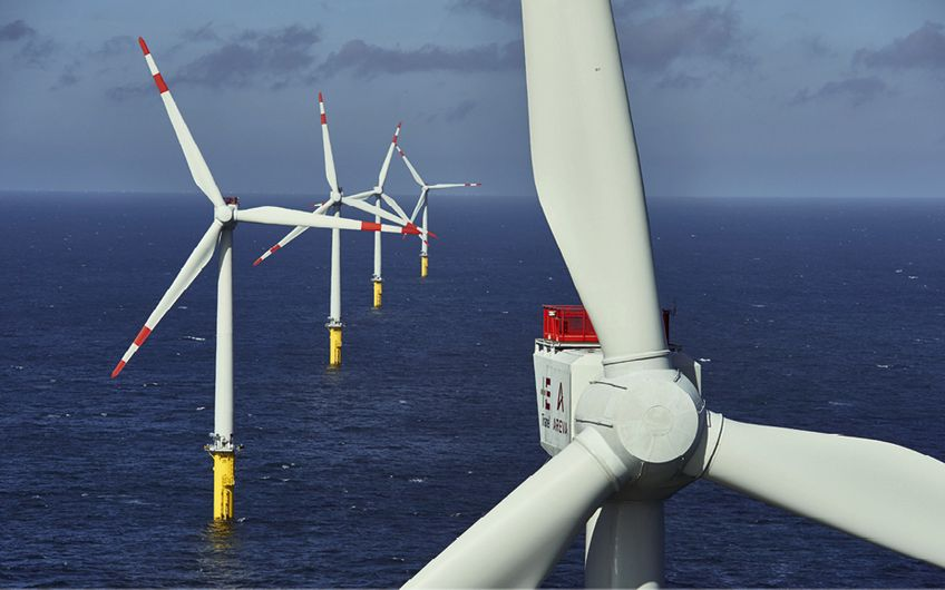 Wasser- und Energieerzeugung  sichern Arbeitsplätze