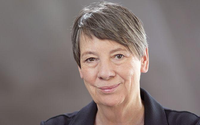Barbara Hendricks, Bundesministerin für Umwelt, Naturschutz, Bau und Reaktorsicherheit (Foto: BMUB/Thomas Imo)