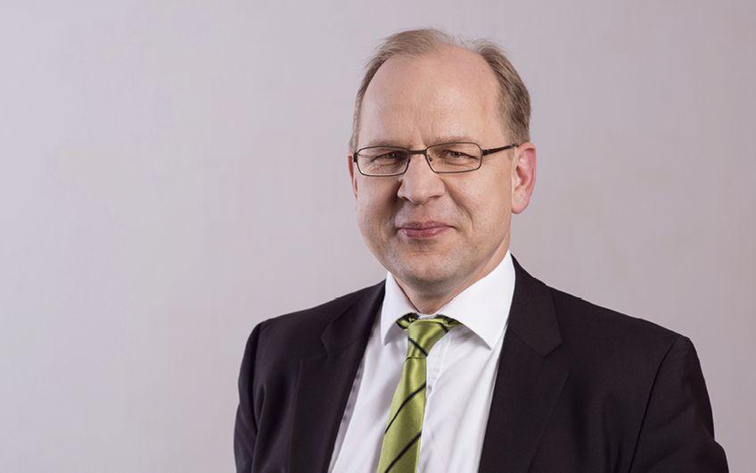 Thomas Reiner, Vorstandsvorsitzender des Deutschen Verpackungsinstituts (DVI) (Foto: Andreas Riedel)
