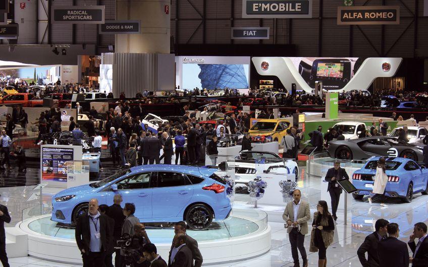 Autohandel: Autohandel mit Vollgas ins frische Jahr