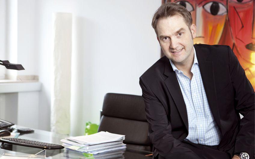 Dr. Oliver Grün, ist Präsident des Bundesverbands IT-Mittelstand (BITMi)(Fotwo: BITMi)