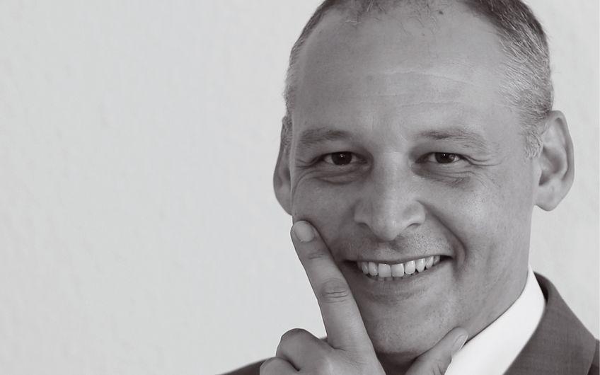 Guido Gormanns ist Geschäftsführer des Innungsverbandes Nordrhein der Maler und Lackierer