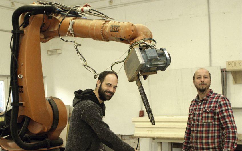 Automatisierung ist auch für die Tischlerbranche ein wichtiges Thema (Foto: Tischler NRW )