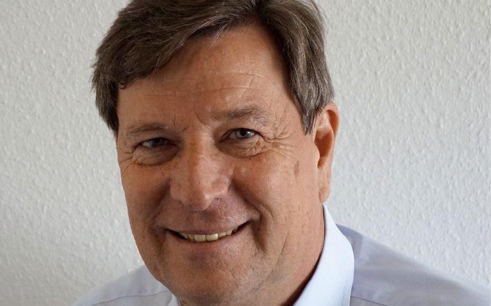 Ulrich Tschorn, Geschäftsführer des Verbands Fenster + Fassade