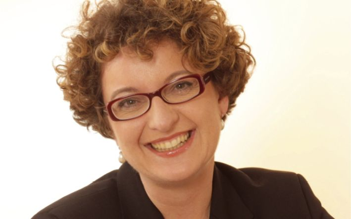 Claudia Boymanns, Projektleiterin der Expo Real