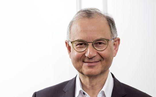 Louis Lewitan, Stress-Experte (Foto: Stefan Nimmesgern)